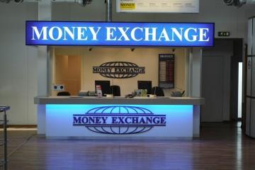 Mahulised tähed profiil 00 - Money Exchange MDF-ist mahuline logo 1