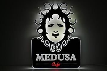 Valguskastid -Medusa 1 led reklaam pr L11