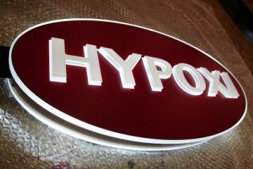 Valguskastid profiil L11 - Hypoxi 2-poolne valgusreklaam 8