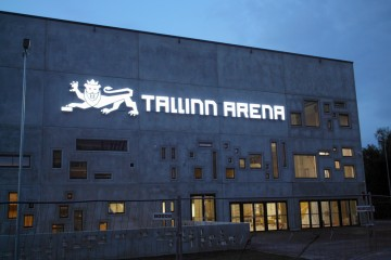 Valgustähed profiil 5 - Tallinn Arena ettevalgustuvad logo ja tähed 7