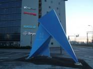 Ülemiste City erikonstruktsiooniga reklaamtorn 3