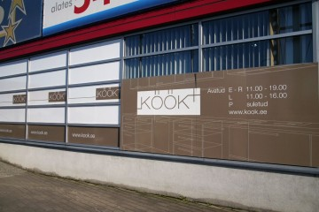 Digitrükk - Köök trükitud kleebised akendele1