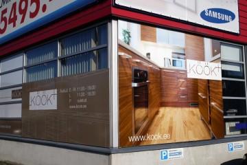 Digitrükk - Köök trükitud kleebised akendele2
