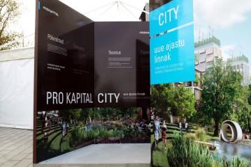 Digitrükk - Pro kapitali trükitud info- ja reklaamstend 1