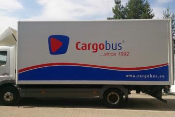 Kleebisreklaamid - CargoBusi sõidukite kiletamine firmagraafikasse4