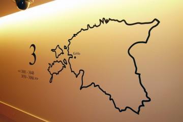 Kleebisreklaamid - Meritoni hotelli kleebised seintele 2