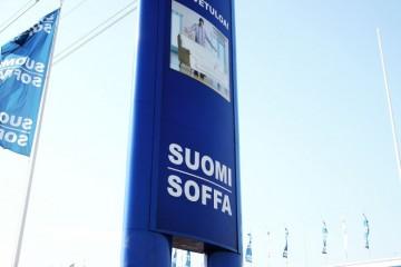 Reklaampostid - Suomi Soffa reklaamtorn 18